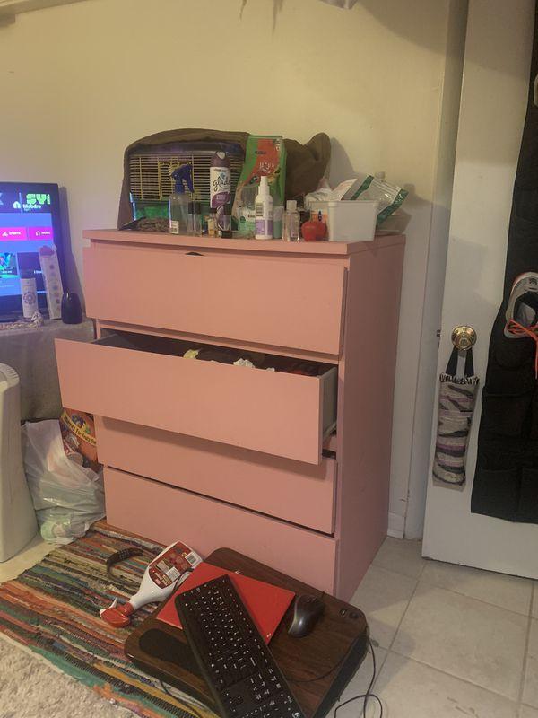 4 drawer ikea dresser