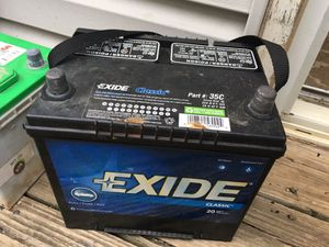 Toyota battery for Sale in Rockville, MD