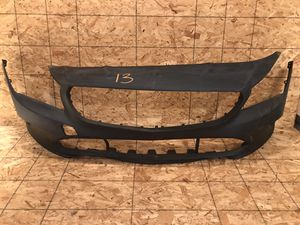 Mercedes benz cla250 2017 and 2018 ans 2019 front bumper for Sale in Moreno Valley, CA