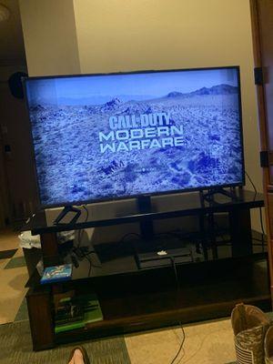 50 inch hisense roku tv for Sale in Oceanside, CA