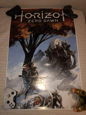 Horizon Zero Dawn Poster 24x36 for Sale in Manteca, CA