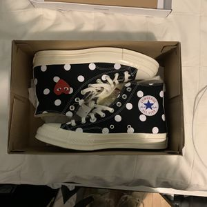 CDG shoes Size 9 Men Woman's 11 Unisex BRAND NEW for Sale in Alexandria, VA