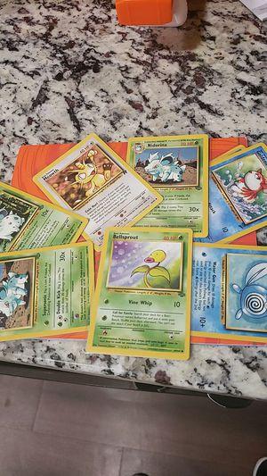 Pokemon vintage set for Sale in Saginaw, TX