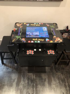 Cocktail arcade game for Sale in San Juan Capistrano, CA