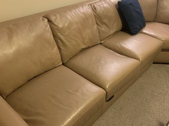 American Leather/comfort Sleeper Couch for Sale in Philadelphia,  PA