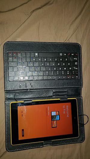 Amazon Fire 7 Tablet w/Detachable Keyboard for Sale in Glen Burnie, MD