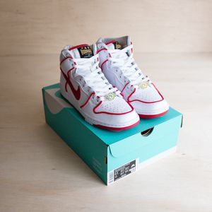 Nike SB DUNK HIGH PAUL RODRIGUEZ MEXICO SIZE 9.5 for Sale in Lynnwood, WA