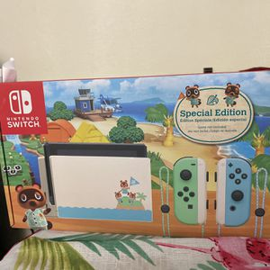 New Nintendo Switch Animal Crossing for Sale in Walnut, CA