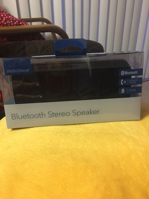 Bluetooth stereo speaker for Sale in Annandale, VA