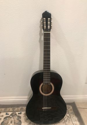 Guitar with Bag, Capo, & Dunlop for Sale in Garden Grove, CA