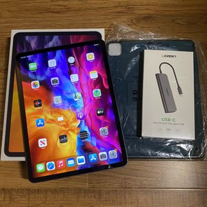 iPad Pro 11 inch, 2020, 128GB WiFi Plus Apple Warranty for Sale in Torrance, CA