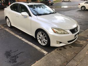 Lexus IS 250 Great Condition for Sale in Cary, NC