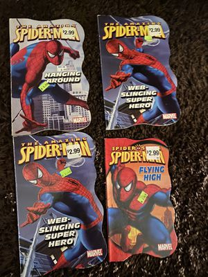 Libros de Spider-Man for Sale in Fresno, CA