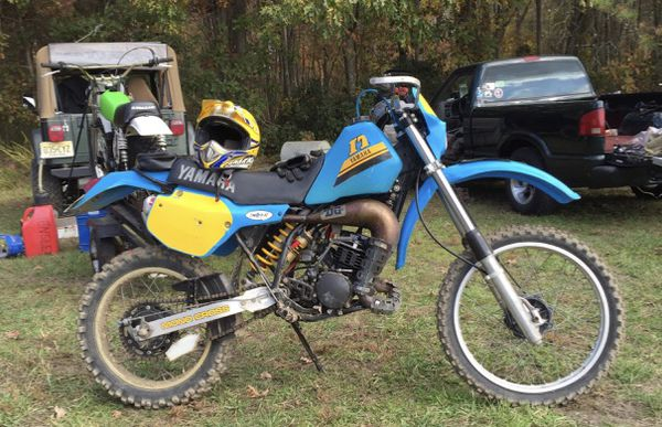 ISO dirt bike