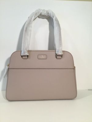 NWT Kate Spade Grove Street Leather Terri Almondine Satchel for Sale in Lorton, VA