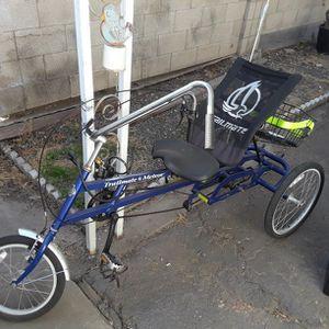 Recumbent Bike for Sale in Modesto, CA