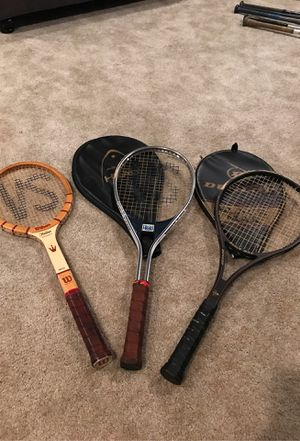 Tennis rackets for Sale in Colonial Heights, VA