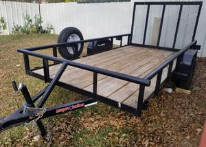 Trailer Traila for Sale in Fort Worth, TX