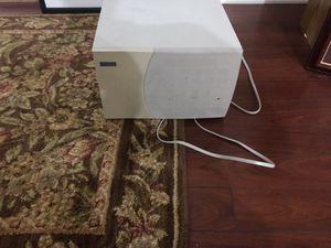 Altec Subwoofer & 2 Mini Speakers for Sale in CHRISTIANSBRG, VA
