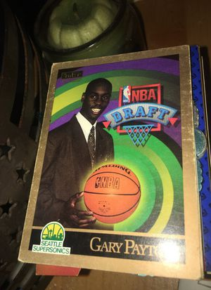 Gary Payton's rookies and David Robinson rookies for Sale in Sweet Home, OR