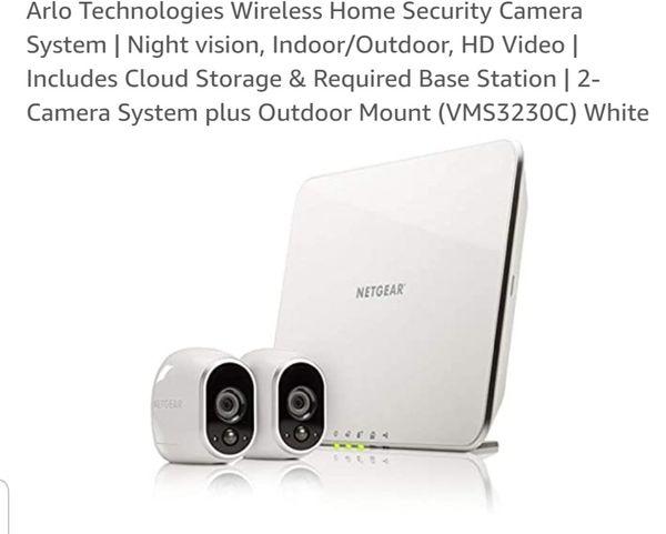 Arlo Security Cameras - New in Box