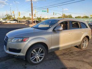 08 Audi Q7 for Sale in Tucson, AZ