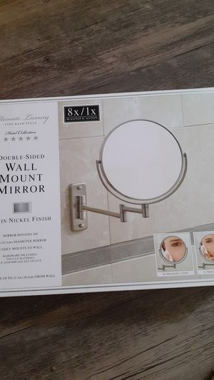 Mirror hotel wall brand new for Sale in Tustin, CA