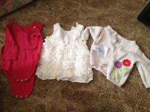 3-6 Month Baby Clothes for Sale in Los Angeles, CA