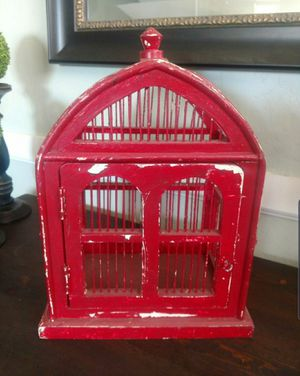 Decorative Birdcage for Sale in San Tan Valley, AZ