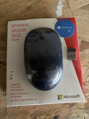 Wireless Mouse for Sale in Hemet, CA
