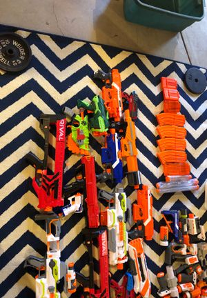 Lots of new nerf guns for Sale in Grove City, OH