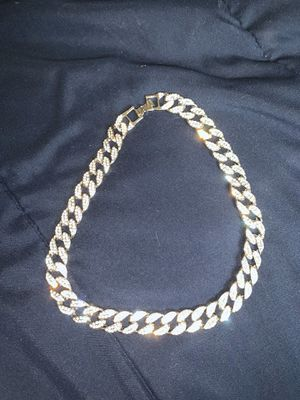 VVS diamond chain for Sale in Dunlap, IL