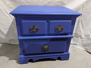 Dresser, Nightstand, End Table for Sale in Snoqualmie, WA