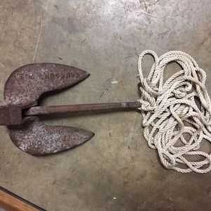 10 LB. Anchor for Sale in Puyallup, WA