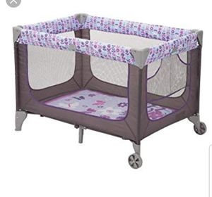 Cosco, Marisa Play Yard & High Chair for Sale in Quincy, IL