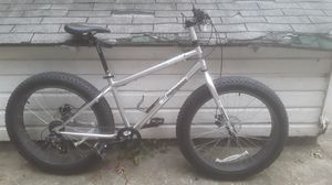 LucHi mountain bike with disc brakes. for Sale in St. Louis, MO