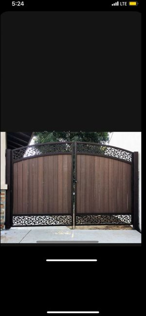 Double SIDE Gates for Sale in Fontana, CA