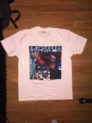 Supreme GZA Liquid Swords Album T Shirt for Sale in Alexandria, VA