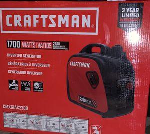 Craftsman generator for Sale in Montgomery, AL