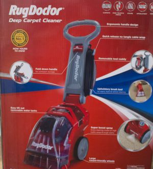 RugDoctor Deep Carpet Cleaner for Sale in Phoenix, AZ