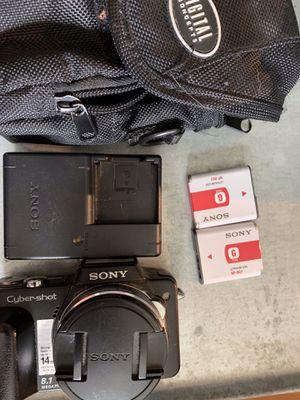 Sony cyber shot digital camera full HD 1080 for Sale in Asheville, NC