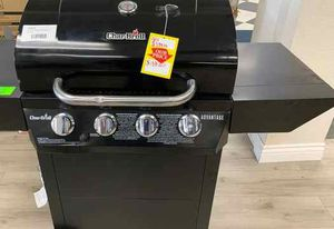 Brand New Black Char-Broil BBQ Grill! 9Y for Sale in Cedar Park, TX