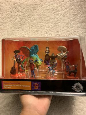 Disney Coco Figurines for Sale in Bakersfield, CA