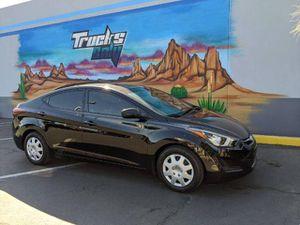 2016 Hyundai Elantra for Sale in Mesa, AZ