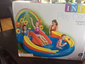 Intex Play Pool Center- Brand New for Sale in Tacoma, WA