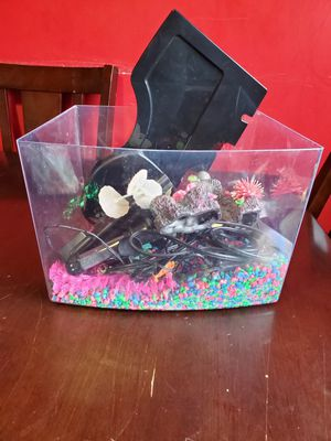 Glo Fish Tank for Sale in Harrisburg, PA