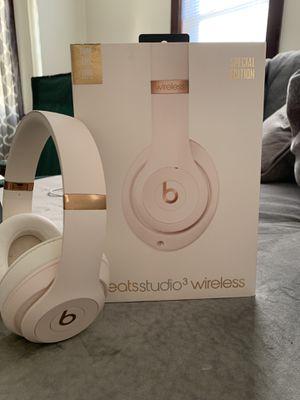 Beats studio 3 wireless special edition for Sale in Boston, MA