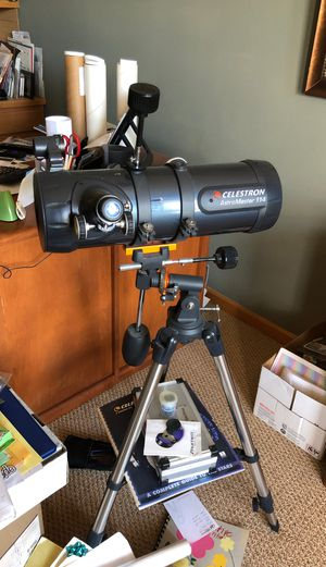 Celestron AstroMaster 114 for Sale in Cuyahoga Falls, OH