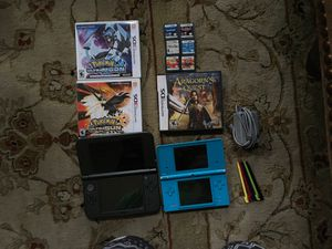 Nintendo 3Ds and DSi Bundle for Sale in Utica, MI