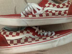 Vans checkerboard size 13 20$ for Sale in Orlando, FL